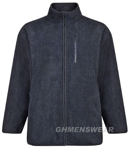ESPIONAGE BONDED HEAVY  FLEECE JACKET